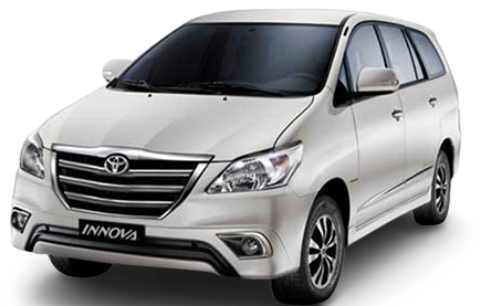 Innova on Rent in Goa