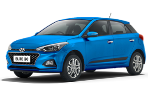 I20 Car hire in Goa