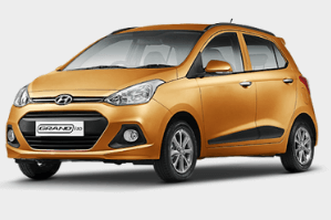 I10 GRAND AUTO Car on Rent in Goa